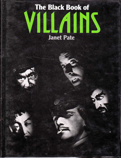 The Black Book of Villains