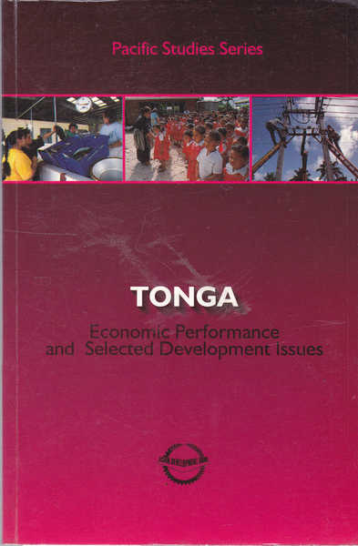 Tonga: Economic Performance and Selected Development Issues