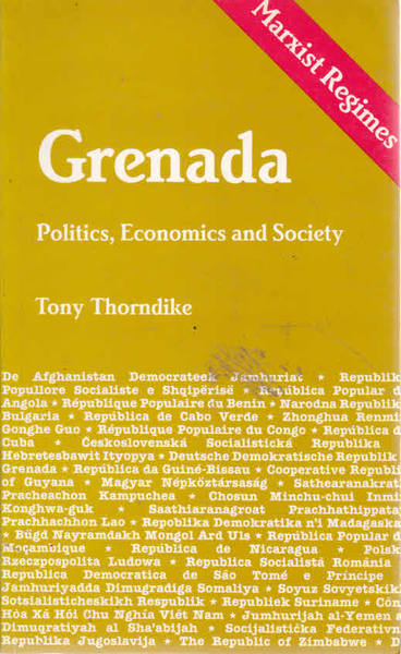 Grenada: Politics, Economics, and Society