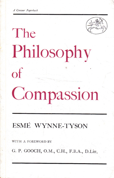 The Philosophy of Compassion: The Return of the Goddess