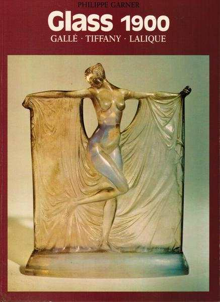 Glass 1900 Galle Tiffany Lalique