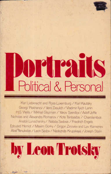 Portraits: Political and Personal