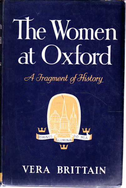 The Women at Oxford: A Fragment of History