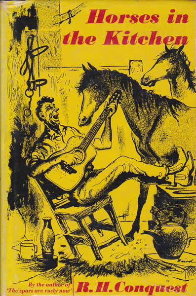 Horses in the Kitchen : True Tales of Outback Australia