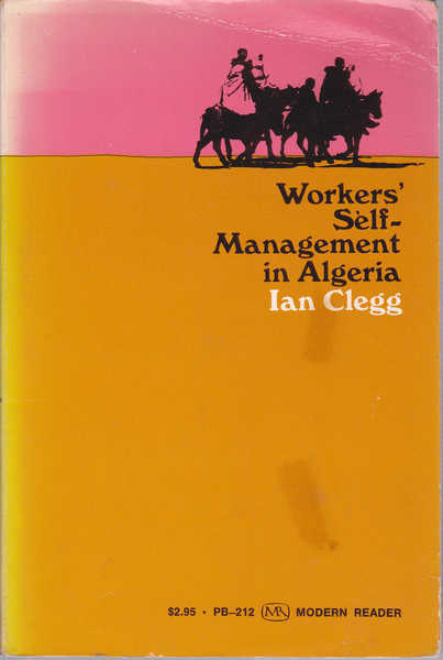 Workers' Self-Management in Algeria