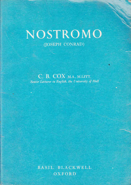 Nostromo (Joseph Conrad) Notes on English Literature