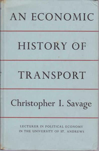 An Economic History of Transport
