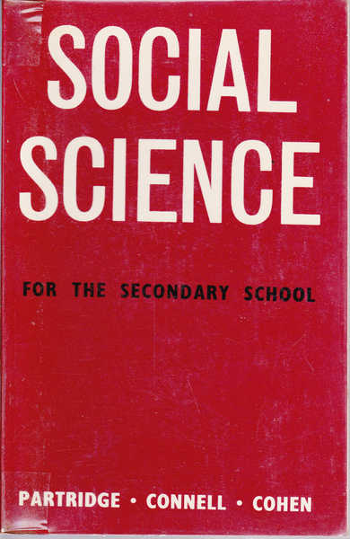 Social Science for the Secondary School