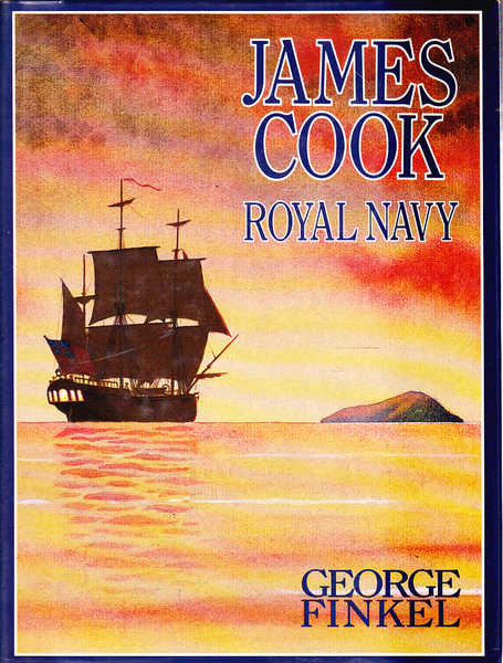 James Cook: Royal Navy