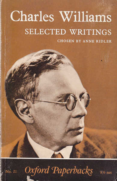 Charles Williams: Selected Writings