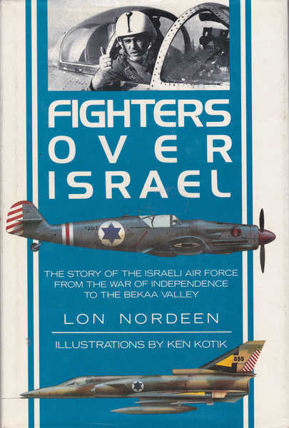 Fighters over Israel