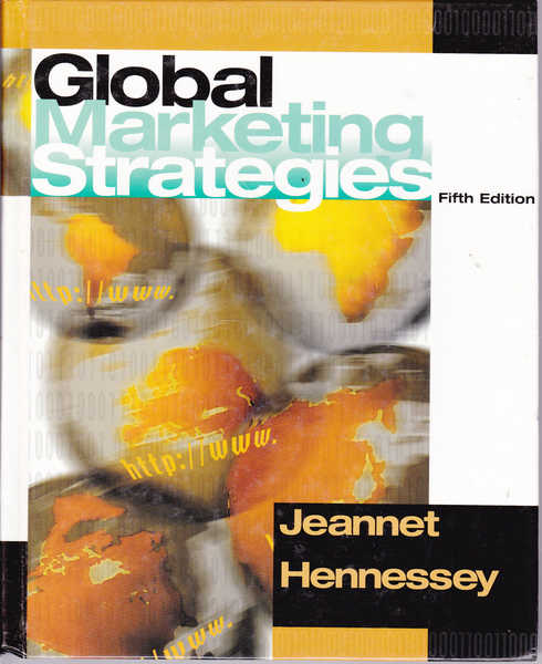 Global Marketing Strategies